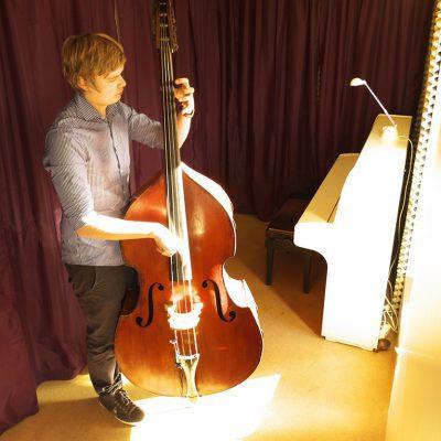 Salle de musique - Maison des étudiants suédois