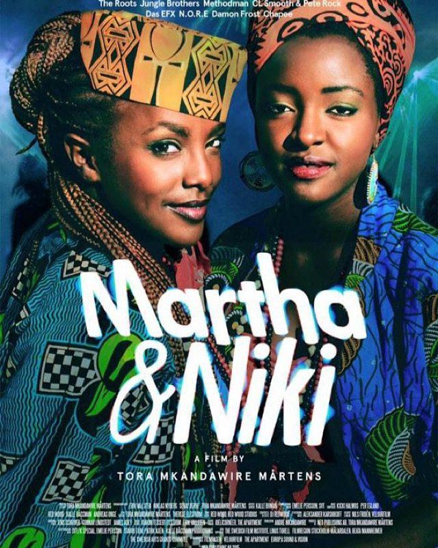 """Intresserad av dans? Välkommen till vår visning av filmen """"Martha & Niki"""" påmåndag 29 februari kl.20:00!"""