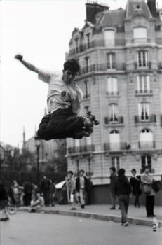 paris ville comme miroir