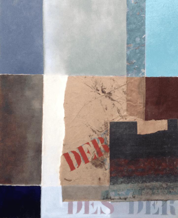 Vernissage de l'exposition «l'envers du décor» de Birgit Alm Pons