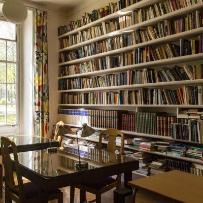 Bibliothèque - Maison des étudiants suédois