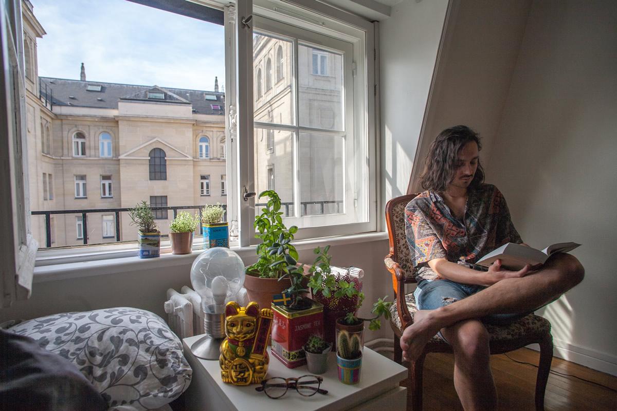 La Maison De La Suede living at the swedish house | maison des etudiants suédois