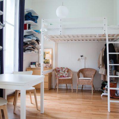 Chambre - Maison des étudiants suédois