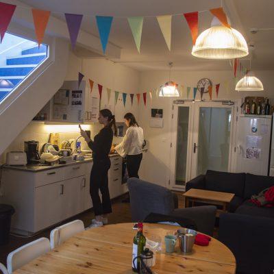 Cuisine - Maison des étudiants suédois