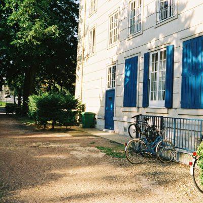 Extérieur - Maison des étudiants suédois