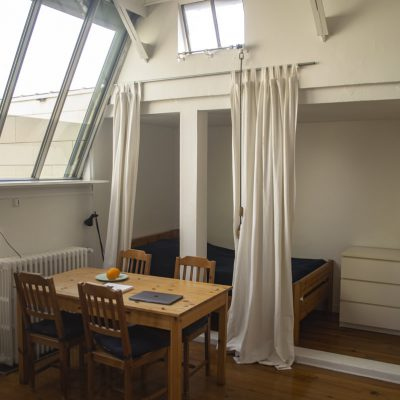 Studio - Maison des étudiants suédois